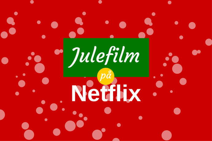 julefilm på netflix 2016