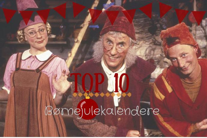 De 10 bedste børne julekalendere i TV nogensinde