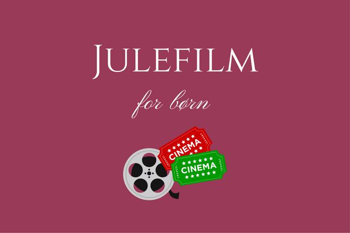 Julefilm for børn