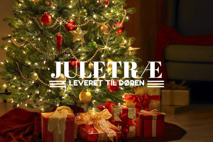 Køb juletræ online og spar tid