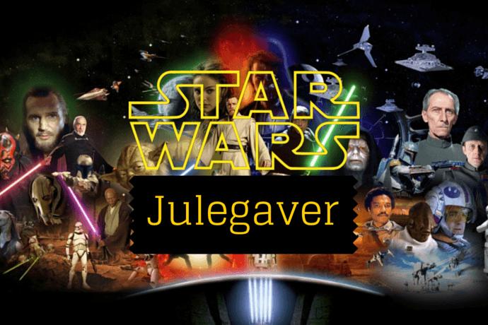 5 seje Star Wars julegaver