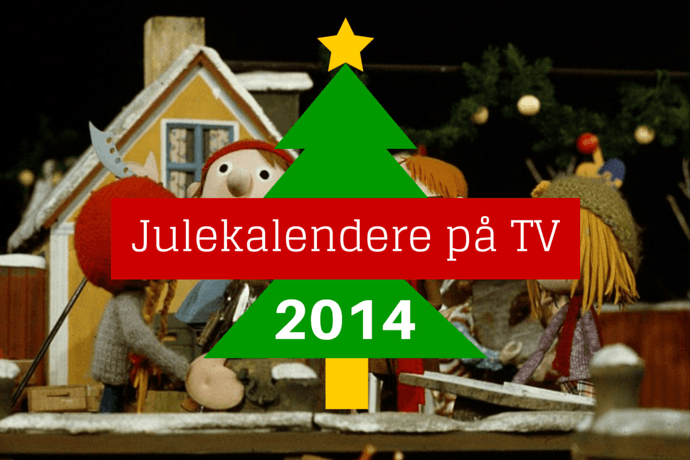 Årets julekalendere i TV 2016