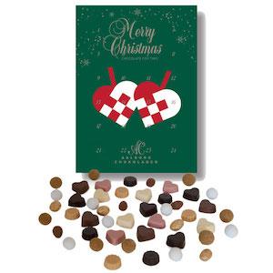 Chokolade pakkekalender