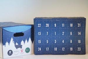 Juleål pakkekalender til ham