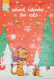 Julekalender til katte