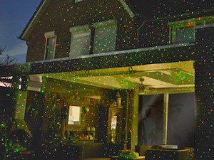 Magic nights laser julelys