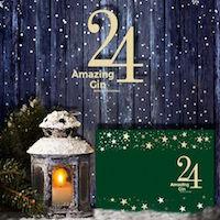 24 Amazing Gin julekalender
