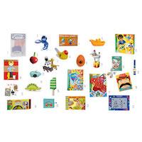 Coop pakkekalender til børn