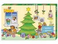 Hama Midi perlejulekalender