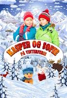 Kasper og Sofie på vinterferie