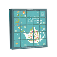 English Teashop julekalender
