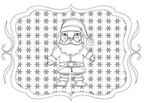 Julemand tegning