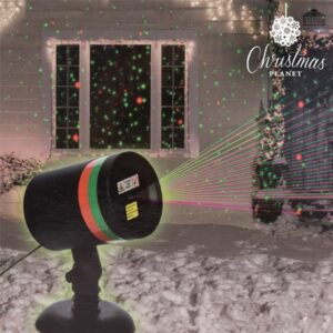 julelys projektør - laser julelys